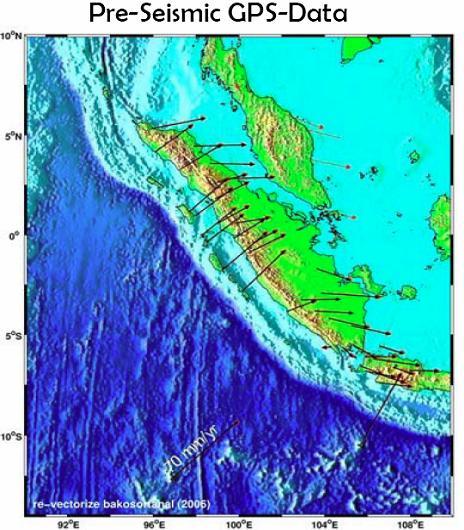 Pre seismic