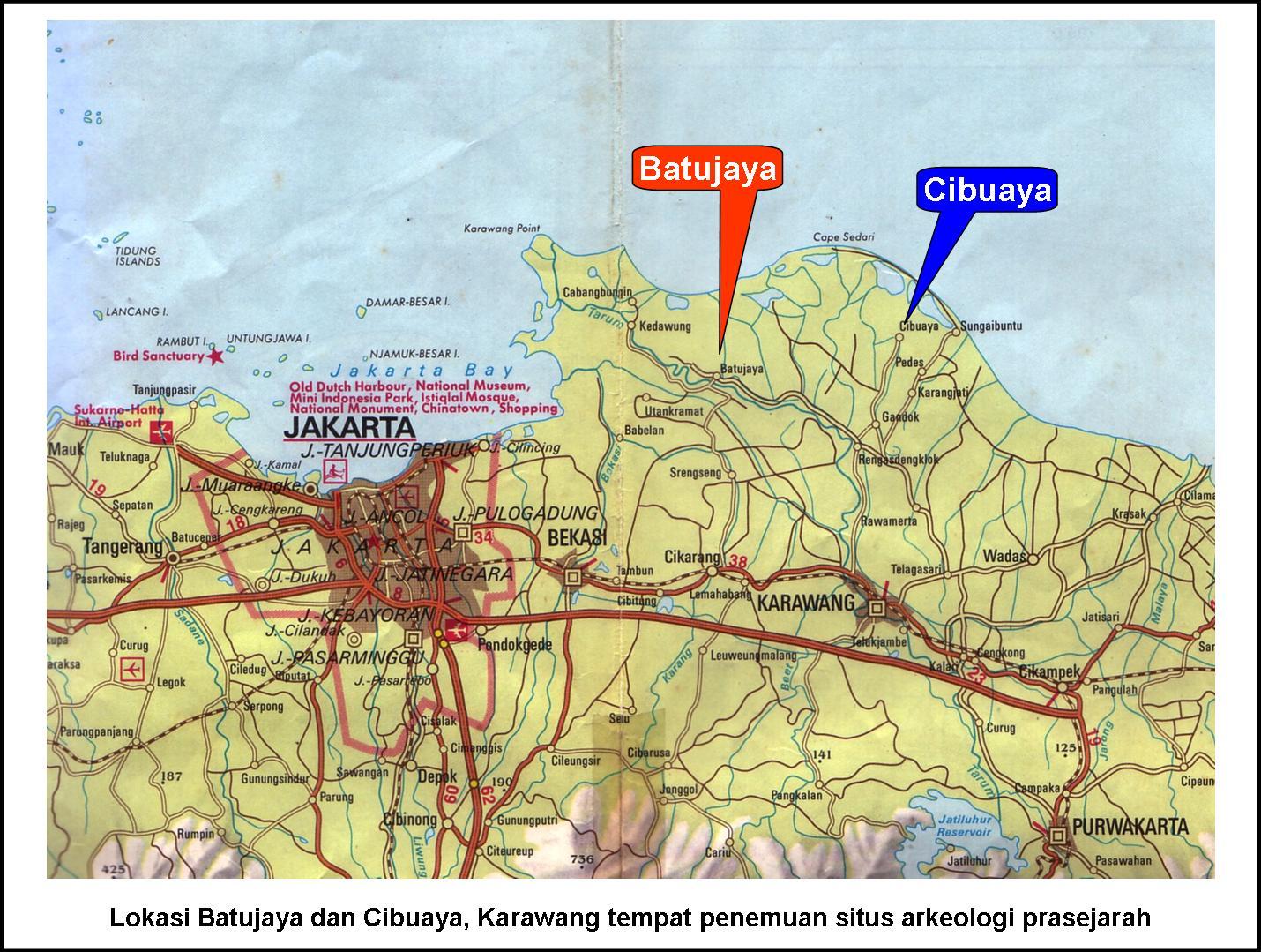 Tetapi, penelitian arkeologi di situs Batujaya harus berdampingan ...