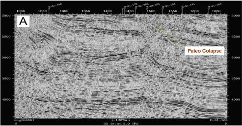 Seismic belum diinterpretasi