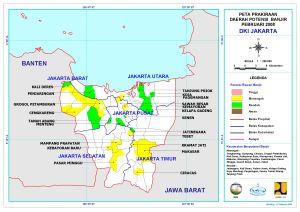 Peta Banir Jakarta (Rovicky.wordpress.com)