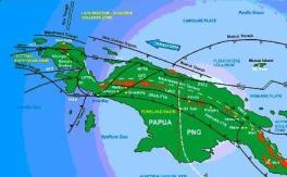Kondisi Tektonik Papua