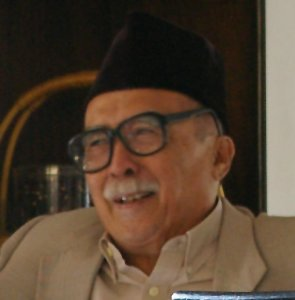 Prof. Dr RP Koesoemadinata