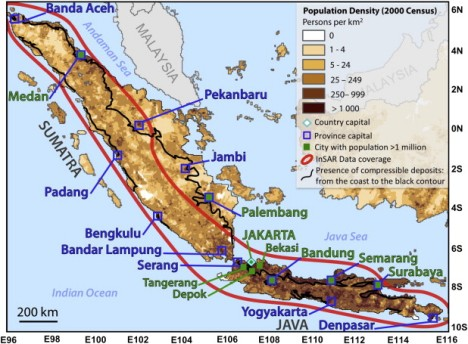 Populasi Jawa Sumatera