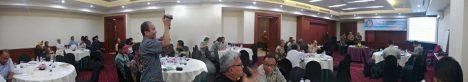 Acara di Hotel Bidakara.
