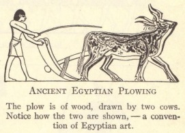 AncientEgyptianPlowing