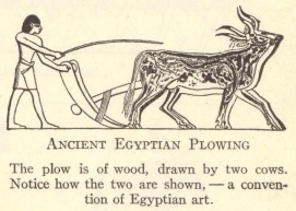 AncientEgyptianPlowing